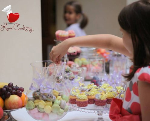 Candy bar botez @Mc Moni's